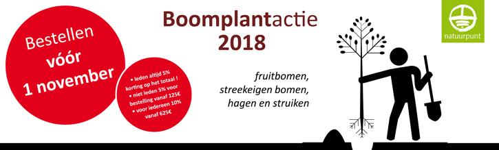 boomplanttactie 2018
